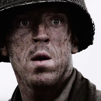 Damian Lewis in Band of Brothers