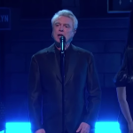 David Byrne Brooklyn Youth Chorus One Fine Day Jimmy Kimmel Live