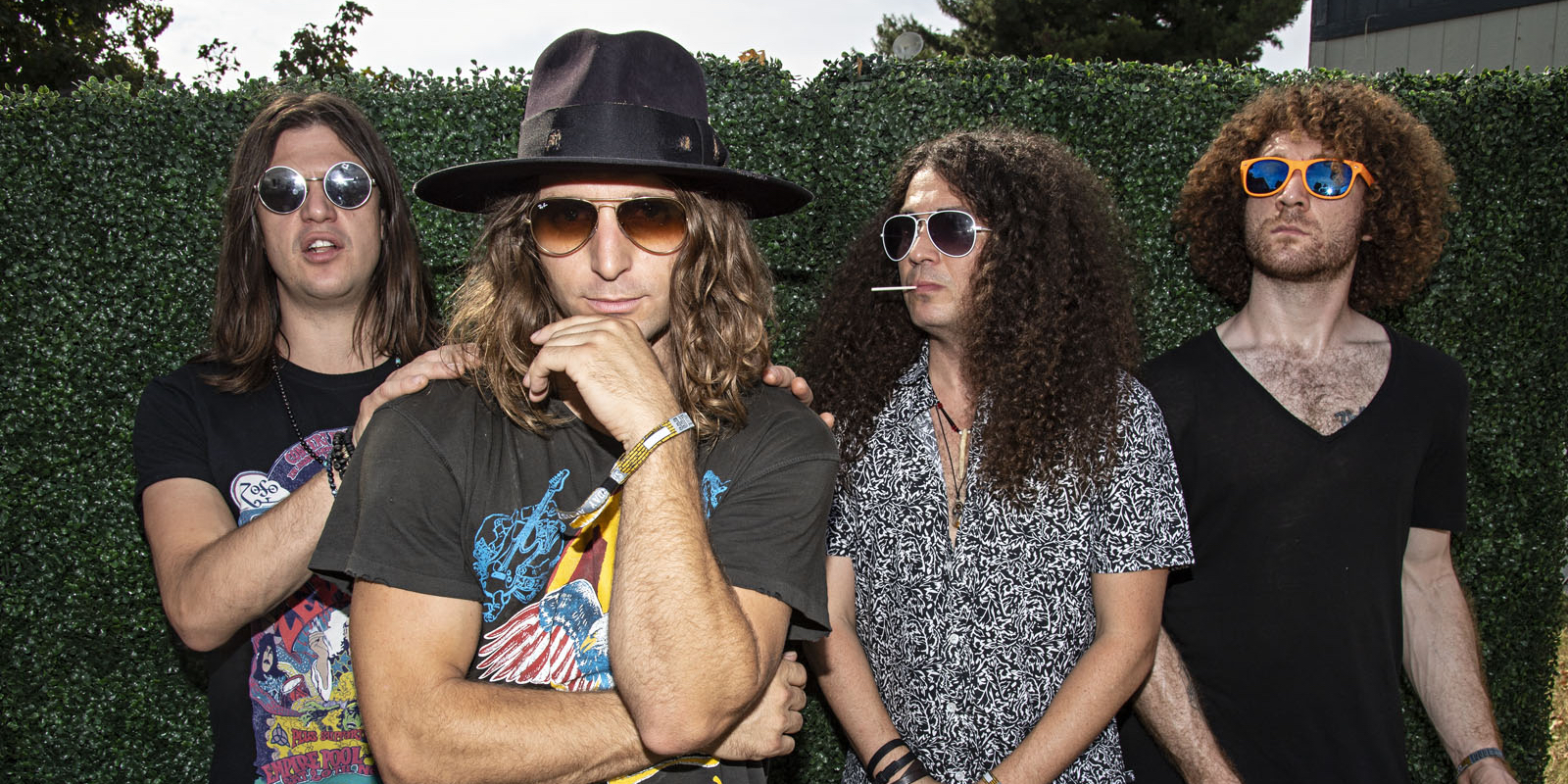 Dirty Honey is first unsigned band to hit No. 1 on Billboard's Mainstream Rock chart