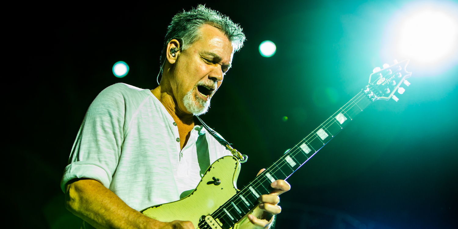 Eddie Van Halen In New Pics With Son Wolfgang And Ex Valerie Bertinelli Consequence Of Sound