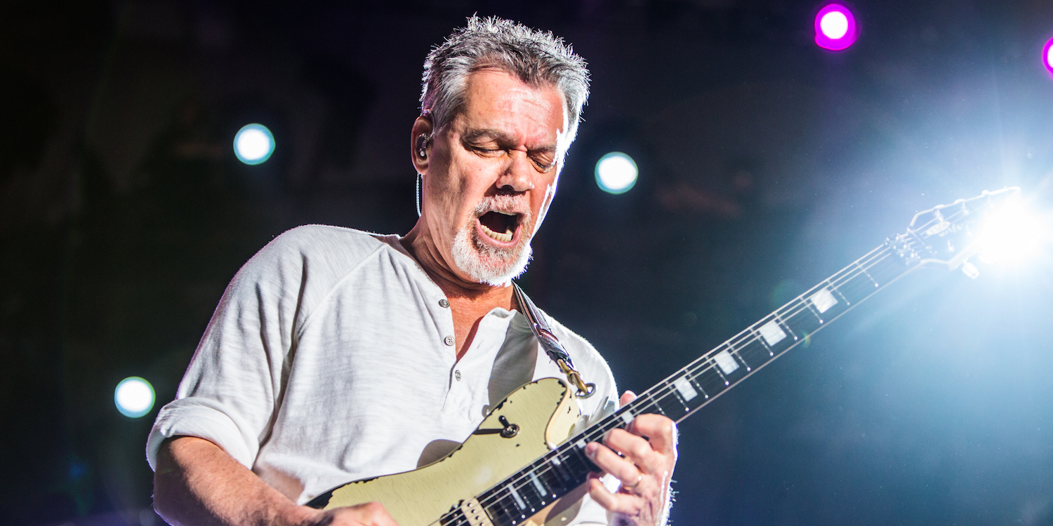 Eddie Van Halen Undergoing Throat Cancer Treatment In Germany Report Consequence Of Sound