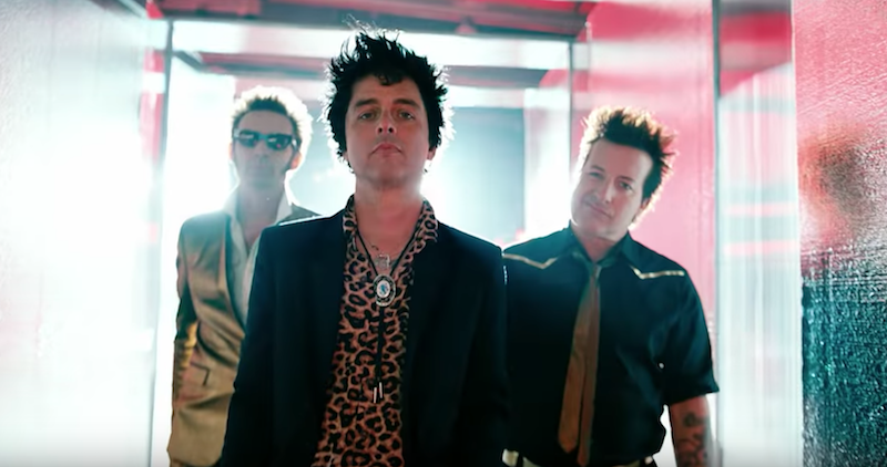 """Green Day take their shot on new song """"Fire, Ready, Aim"""": Stream"""