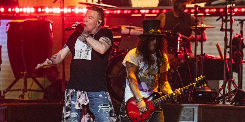 Guns N' Roses fan lifetime ban