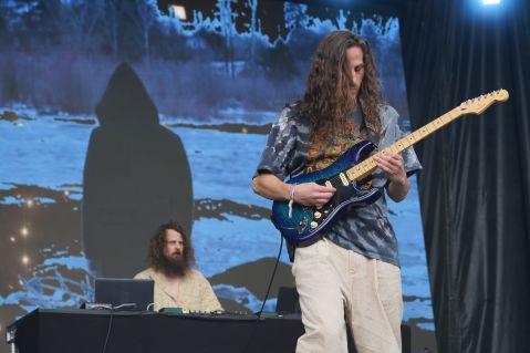 Hippie Sabotage at Austin City Limits 2019, photo by Amy Price