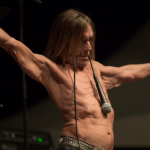 Iggy Pop Smoke Spider Webs