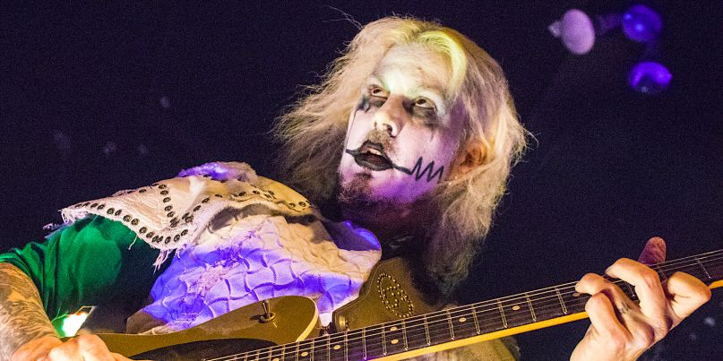 John 5 noise ordinance on MegaCruise