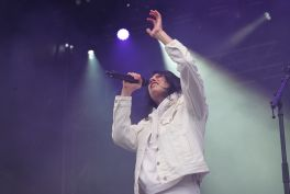 K. Flay at Austin City Limits 2019, photo by Amy Price