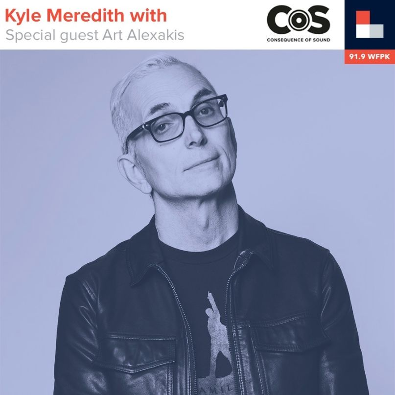 Kyle Meredith With... Art Alexakis