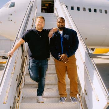 Kanye West The Late Late Show with James Corden Airpool Carpool Karaoke