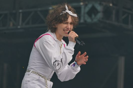 King Princess at Austin City Limits 2019, photo by Amy Price
