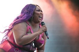 Lizzo at Austin City Limits 2019, photo by Amy Price