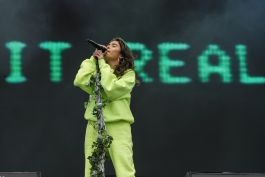Madison Beer at Austin City Limits 2019, photo by Amy Price