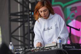 Mallrat at Austin City Limits 2019, photo by Amy Price