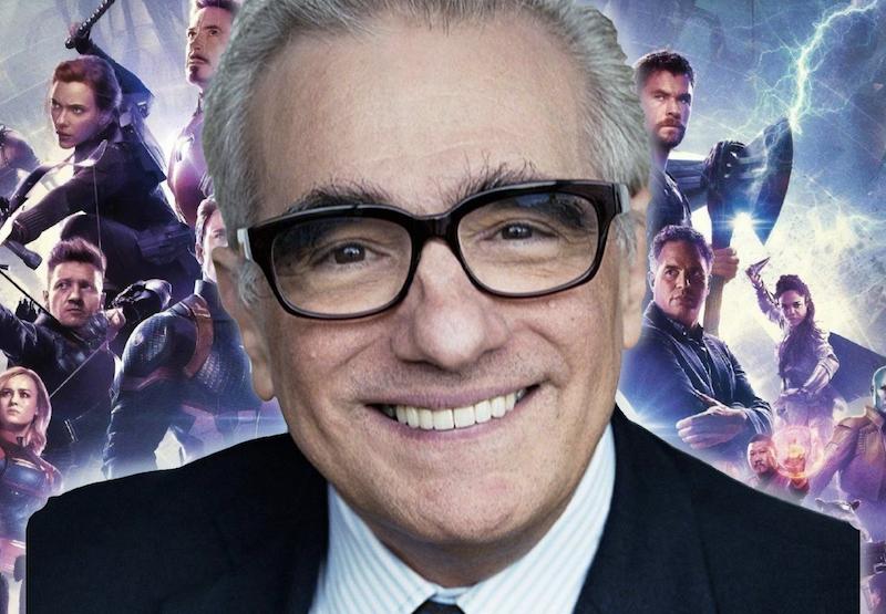 Martin Scorsese MCU Marvel movies not cinema theme parks