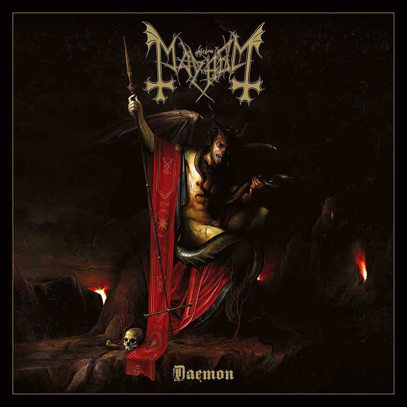 Mayhem - Daemon album review