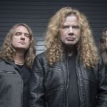 Megadeth Dave Mustaine completes cancer treatments