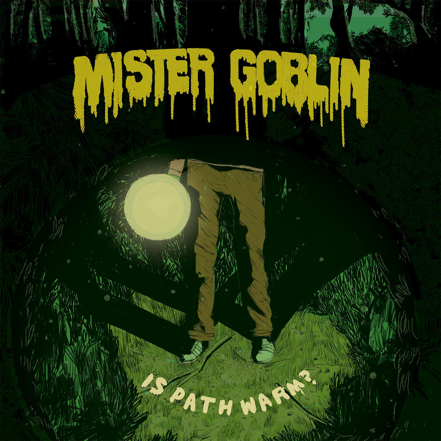 Mister Goblin Is Path Warm? album cover artwork