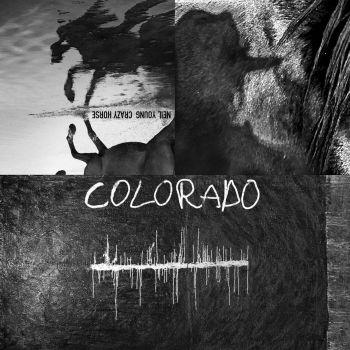 Neil Young and Crazy Horse Colorado album stream artwork