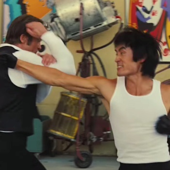 Once Upon a Time in Hollywood China Release Bruce Lee 2