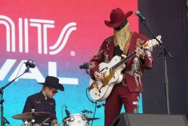 Orville Peck at Austin City Limits 2019, photo by Amy Price