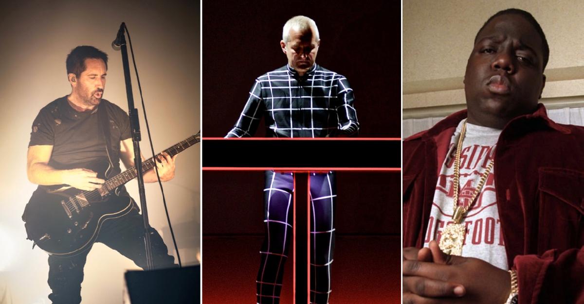 Rock 'n' Roll Hall of Fame 2020 nominees: Nine Inch Nails, Kraftwerk, The Notorious B.I.G.