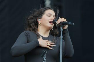 Rosalia at Austin City Limits 2019, photo by Amy Price