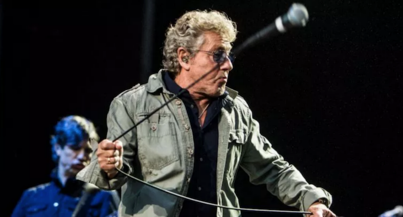 """The Who soar on new song """"All This Music Must Fade"""": Stream"""
