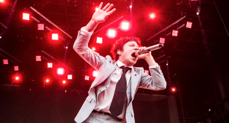Cage the Elephant earn 9th No. 1 alt rock single, most of any band this decade