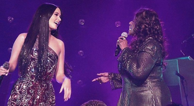 "Kacey Musgraves and Gloria Gaynor perform ""I Will Survive"" live in NYC: Watch"