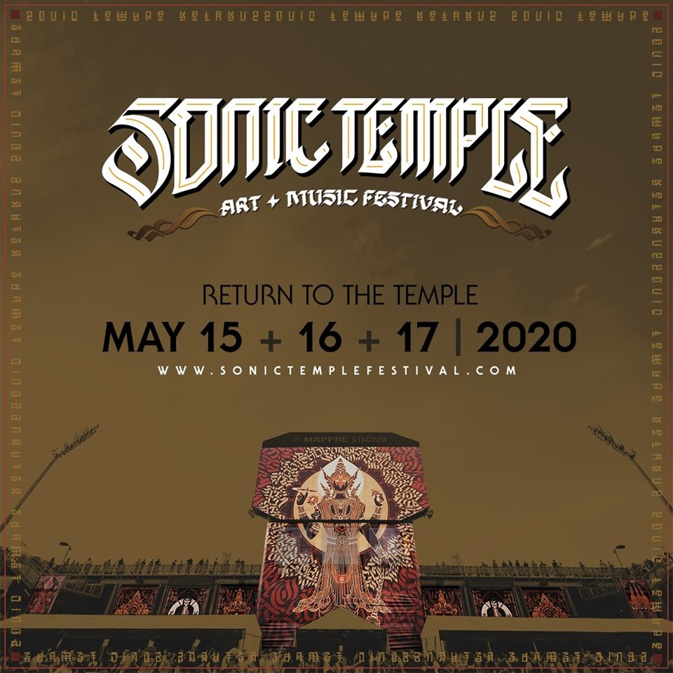 Columbus Ohio Events 2020.Sonic Temple 2020 Lineup Ticket Info Festival Outlook