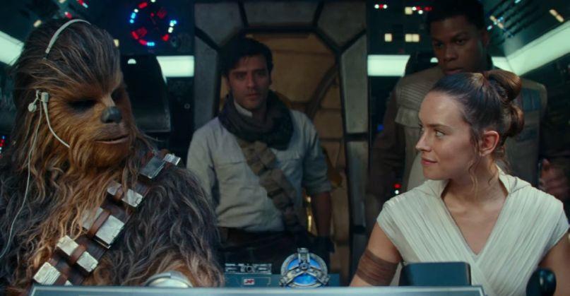 Star Wars: The Rise of Skywalker Final Trailer