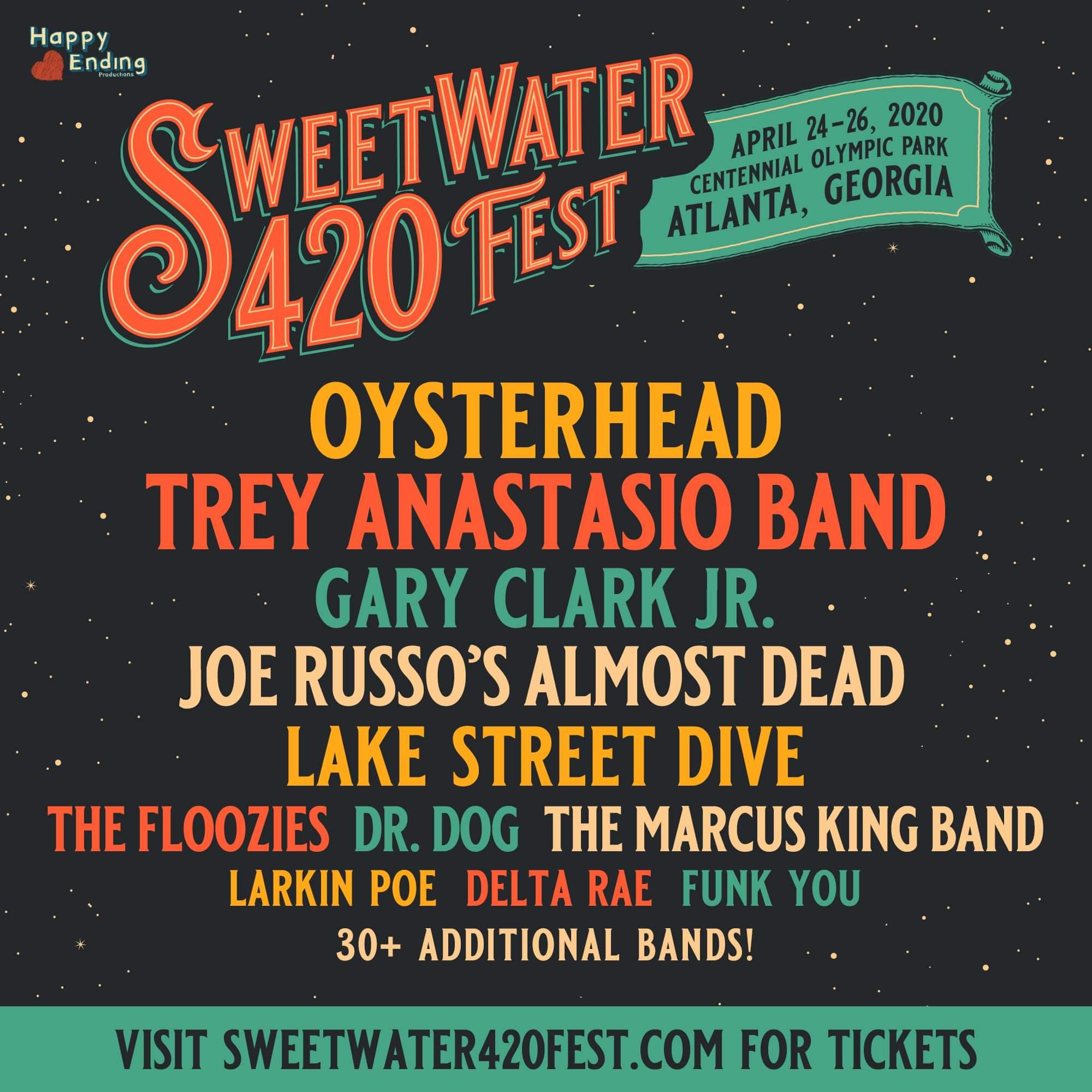 Sweetwater Fest 420 2020