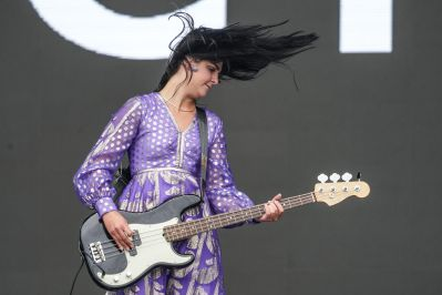 The Beaches at Austin City Limits 2019, photo by Amy Price