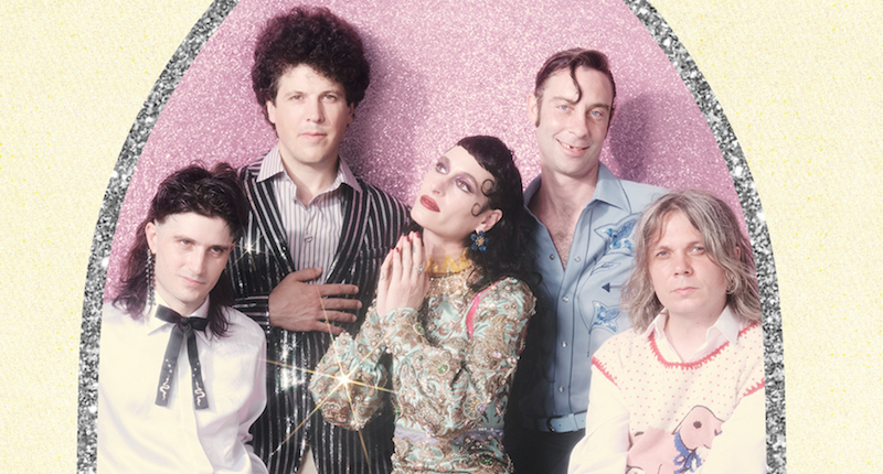 The Black Lips Odelia Song Stream