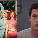 13 Reasons Why Holiday-ish duet song The Regrettes and Dylan Minnette
