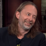 Thom Yorke on Colbert