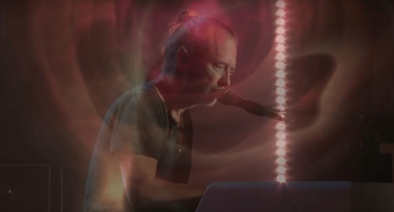 Thom Yorke on Kimmel