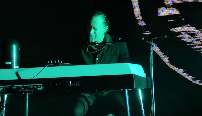 "Thom Yorke gives live debut of ""Daily Battles"": Watch"