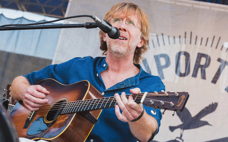 Phish Festival 2020.Trey Anastasio Band Announce 2020 Tour Dates Consequence