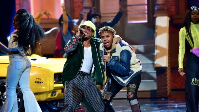 "YBN Cordae and Anderson .PAAK deliver throwback performance of ""RNP"" at 2019 BET Awards: Watch"