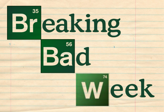 Breaking Bad Week