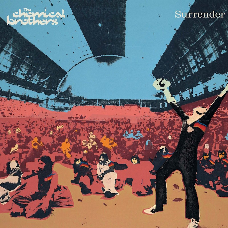chemical brothers surrender reissue 20th The Chemical Brothers announce 20th anniversary reissue of Surrender
