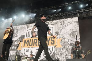 Dropkick Murphys at Aftershock