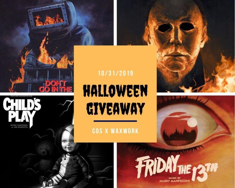 Waxwork x Halloween Giveaway