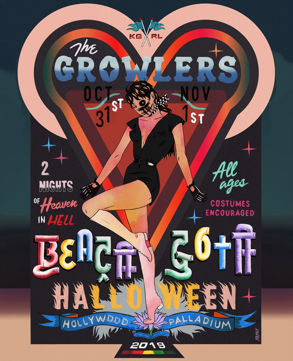 The Growlers - Beach Goth