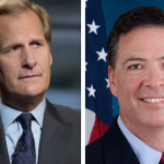 jeff daniels james comey cbs series tv