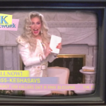 kesha high road album raising hell single video