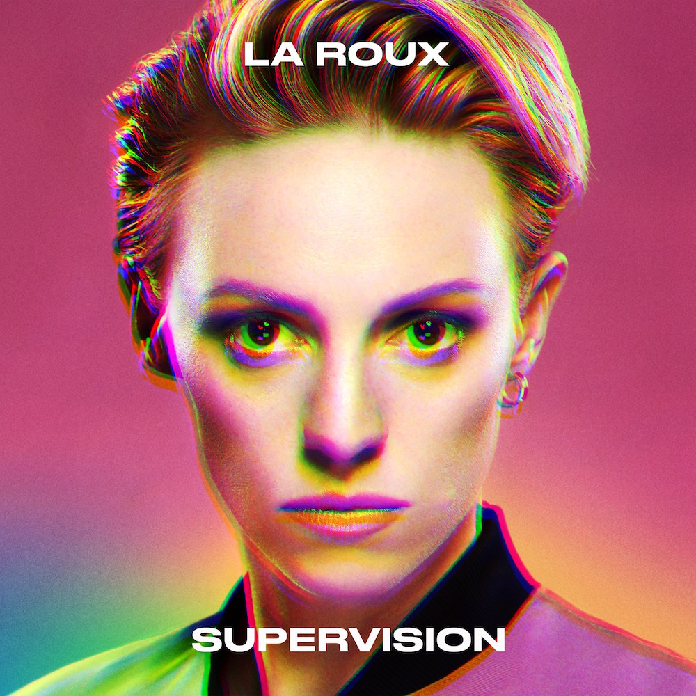 la roux supervision album cover artwork La Roux announces new album Supervision, shares International Woman of Leisure: Stream