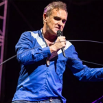 morrissey kicks out protestors portland