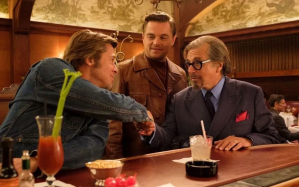 Once Upon a Time in Hollywood, Quentin Tarantino, Al Pacino, Leonardo DiCaprio, Brad Pitt, Al Pacino